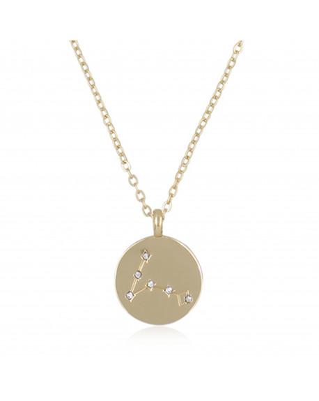 """Collier Médaille """"Poisson"""""""
