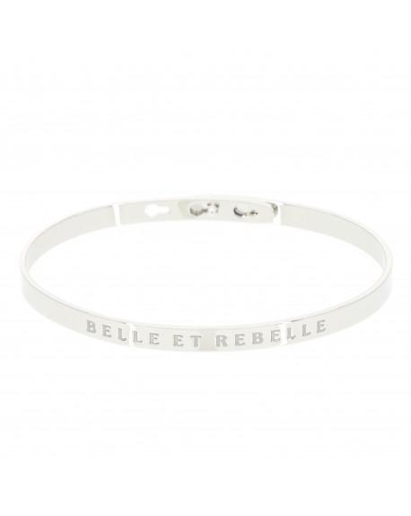 """Bracelet """"Belle et Rebelle"""""""