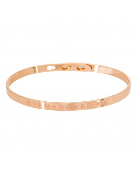 """Bracelet """"Une maman en or"""""""